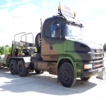 Scania 144 C Tracteur
