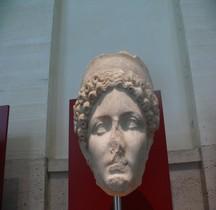 Statuaire 1 Empereurs 4. Claudia Ottavia