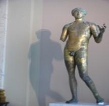 Statuaire Rome Apollon Lillebone Louvres