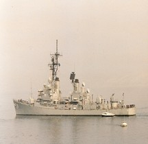 Destroyer USS Tattnall DDG 19