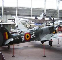Supermarine Spitfire Mark IX Bruxelles