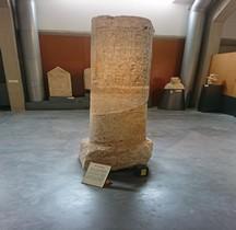 Génie Civil  Milliaire France 52 Ht Marne Langres Musée Archéologique