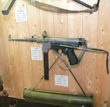 Pistolet Mitrailleur Vigneron ( Bruxelles MRA)