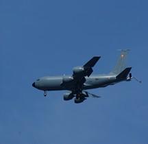 Boeing C-135FR en vol 2018