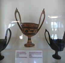Etrurie Céramique Canthare Vulci Rome SCV