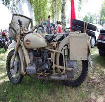 Side Ural 750