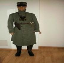 1°GM 1916 207e Reggimento Fanteria Taro Tenente