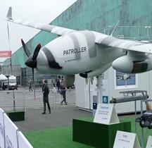 Air Drone Safran Patroller le Bourget 2017