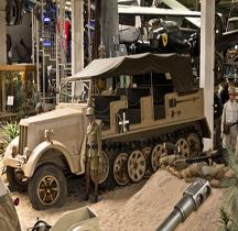 SdKfz 7 mittlerer Zugkraftwagen 8 t Sinsheim