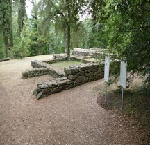 Marzabotto Misa Kainua Acropole Temple Divinités Spéciales