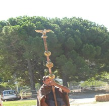 Aquila Legion Crassus Carrhae Arles 2011