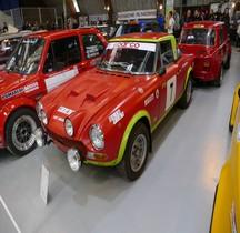FIAT 1970 FIAT 124 Sport Spider Palavas 2020