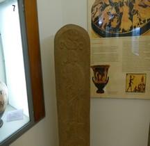 6 Etrusques Stèles Funéraires Marzabotto