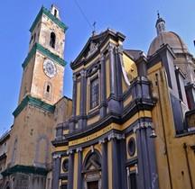 Naples Basilica della Santissima Annunziata Maggiore