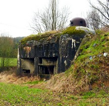 01 SF Flandres SS Flandres A12 Casemate Ermitage Sud A 12 St Jean Capel