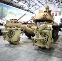 AMX 30 B Démineur Opération Daguet 1991 Saumur