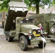 GMC CCKW 353 Benne Cabine Torpédo