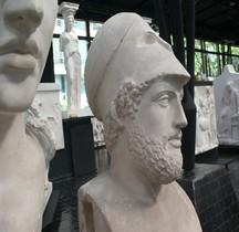 Grèce Péricles Copie Romaine Londres Copie Montpellier
