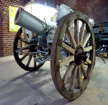 Obusier 15 cm schwere Feldhaubitze 1902 15cm. s.F.H. 02 Seclin