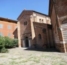 Bologna Basilica Santo Stefano  Basilica  San Vitale  Agricola in Arena