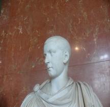 Statuaire 6 Empereurs.12 Gordien III Paris Louvre