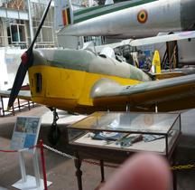 Miles M.14 Magister Bruxelles