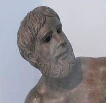 Statuaire Rome Statue Gaulois Captif Arles