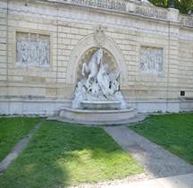Bologna Parco Montagnola  Fontana della Ninfa