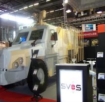 SVOS Vega MRAP Eurosatory 2012