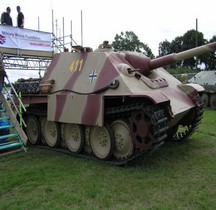 Jagdpanther Mitte SDKFZ Foundation