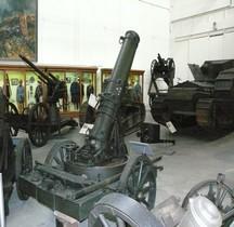 24 cm Flüg Minenwerfer Abrecht Bruxelles