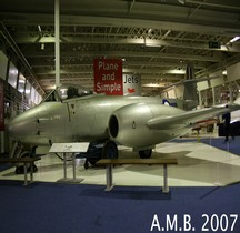 Gloster Meteor F8 Hendon