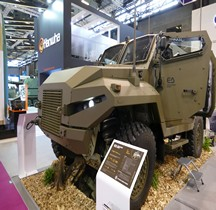 Excalibur Army T 815 7 Patriot Eurosatory 2018