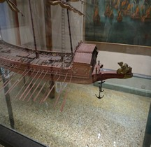 Venise Galera Grossa XVIIIe Venise