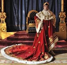 Napoléon Costume du Sacre 1804  Réplique