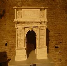 Benevent Arc de  Triomphe de Trajan Mkt Rome EUR