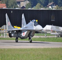 MiG 29 Fulcrum A Pologne Payerne 2014