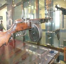 Pistolet Mitrailleur PPSH 41 Paris