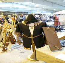 Vêtements 1450 Noble en Paletot Orange 2016