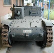Carro Commando M41 Rome