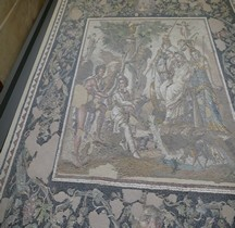 Mosaïque Rome Turquie Antioche Jugement de Pâris Paris Louvre