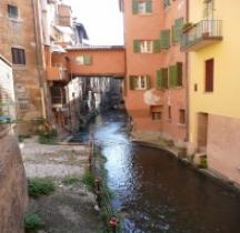 Bologna Canale Riva Reno
