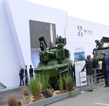Engin blindé de reconnaissance et de combat Jaguar Eurosatory 2018