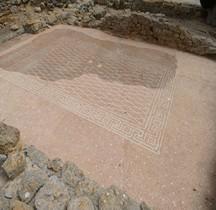 Mosaïque Grèce Espagne Ampurias