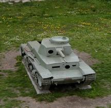 LT vz 35 Belgrade