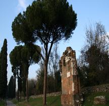 Rome Via Appia Sepolcro Marcus Servilius Quartus
