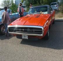 Dodge Charger RT 1970 Nimes 2015