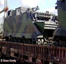 M 113 A3 GE  Feuerleitpanzer Conduite Tir