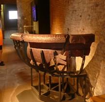 Rome Rione Campitelli Forums Impériaux 3 Forum Vespasien Forum Paix Labrum Vasque Musée de Marchés de Trajan