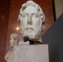Statuaire 4 Empereurs 3 Hadrien Paris
